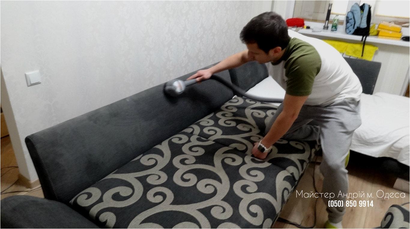 7 Химчистка мягкой мебели в Одессе